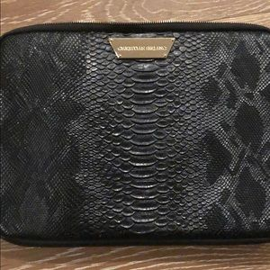 Christian Siriano Embossed Laptop Case